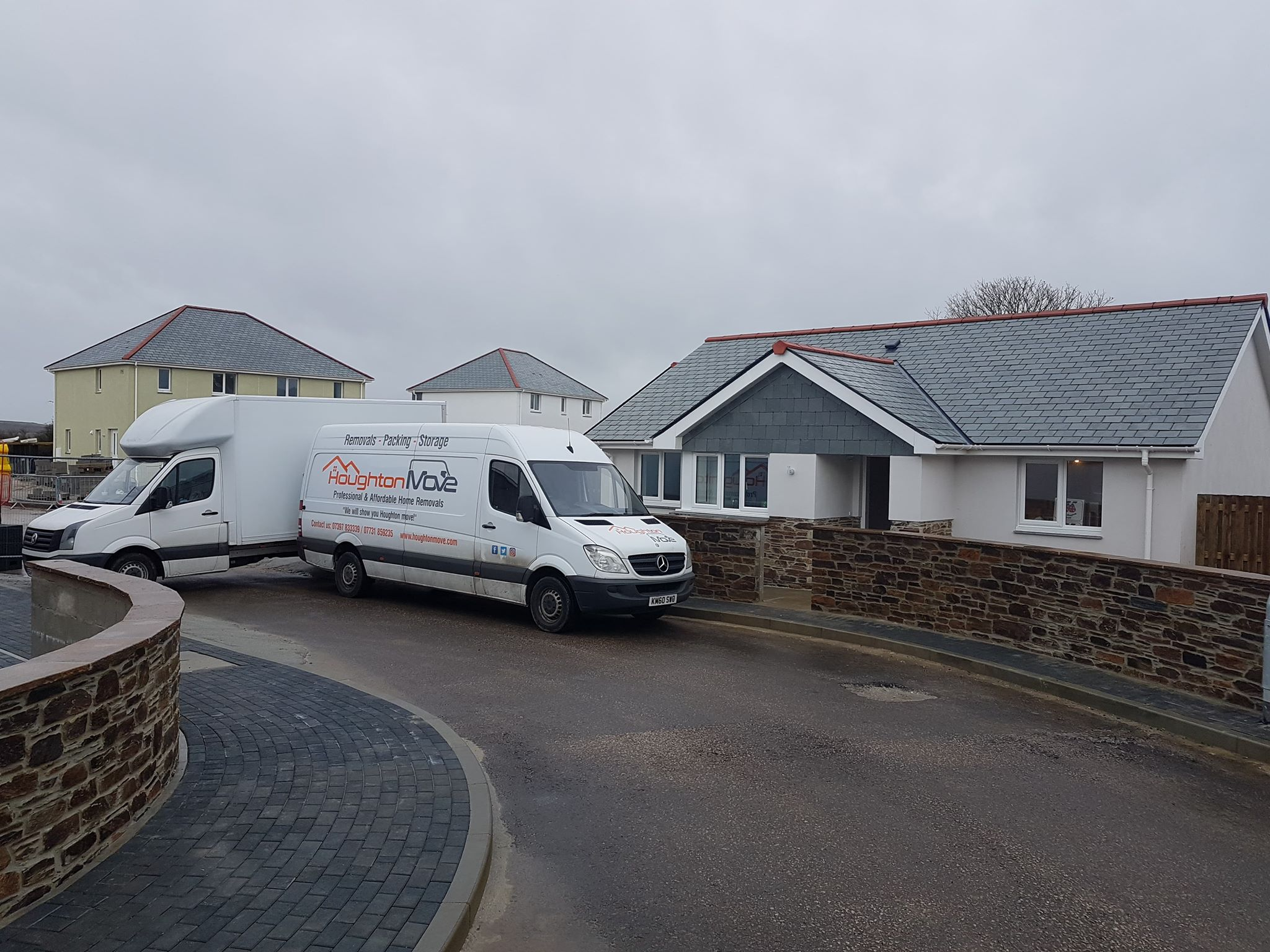home removals hertfordshire houghton move