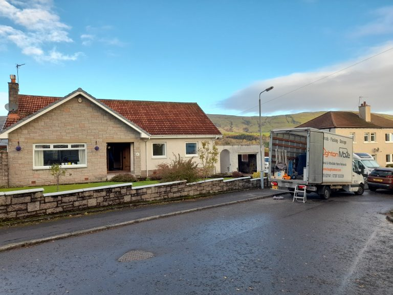 houghton move home removals bishop's strotford